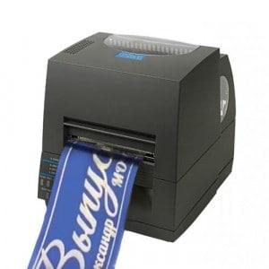Принтер для лент, стикеров, табличек Citizen