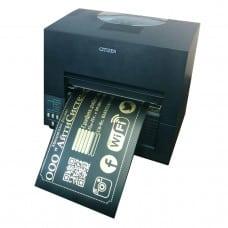 Принтер для табличек Citizen TAB