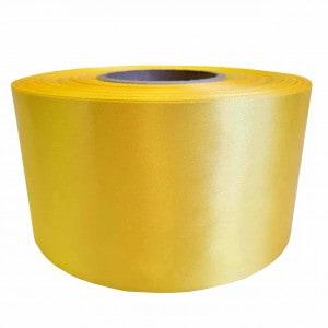 Сатин желто - золотой